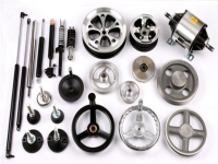 Gas Spring / Shock Absorber / Magnetic Brake and Clutch / Rim / Hand Wheel/Pulley