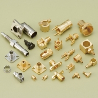 Machining Part - Connector & electronic part