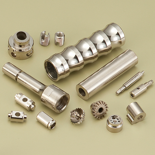 CNC Parts - Stainless steel part