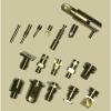 Machining Part - Brass fitting