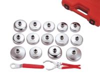 鋼板碗式機油芯扳手組