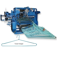 Cens.com Automatic Clothes Hanger Forming & Making Machine YI CHANG SHENG MACHINERY CO., LTD.