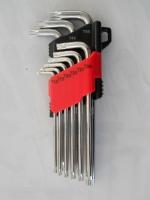 9pc Hex Key Wrench Set (Medium, Mirror Finish)
