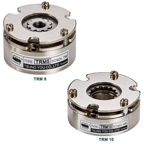 TRM-series power-off/failsafe brake