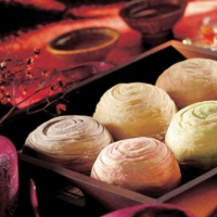 Shan Mai Taro Small Crispy Cake