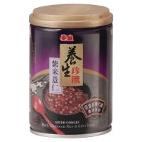 紫米薏仁粥