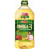 Omega-3 Unsaturated Healthy Oil