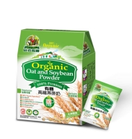 Organic Oat and Soybean Powder