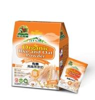 Organic Rye and Oat Powder