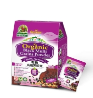 Organic Black Multi Grains Powder