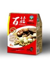 Mushrooms (salty taste) – Nuts and Grains