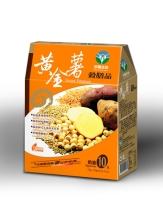 Sweet Potatoes (sweet taste) – Nuts and Grains