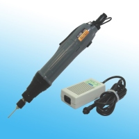 Cens.com Full-Auto Shut Off Electric Screwdriver (Low Voltage Dc Motor Driving with Controller) 晶元實業有限公司
