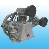 马力两段皮带式铸铁空气泵浦