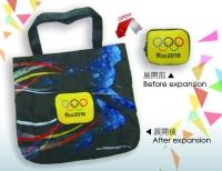 2-1 Purse-Eco bag (Olympics Style)