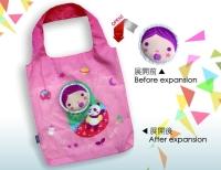 2-1 Purse-Eco bag (Russian Dolls)