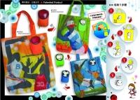 2-1 Purse-Eco bag (Ball_Sports Style)