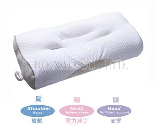 Adjustable air pillow