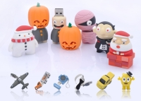 Cens.com Custom Shape flash drive 捷旭電子有限公司