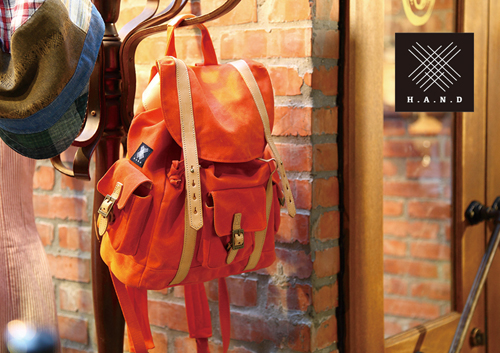 H.A.N.D. (Have A Nice Day) bags collection