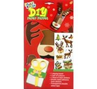 DIY-聖誕紙偶