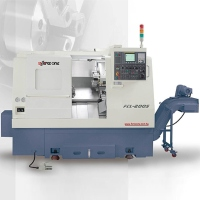 Cens.com Single Spindle Single Turret:CNC Lathe FORCE ONE MACHINERY CO., LTD.