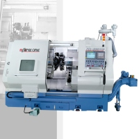 Cens.com Twin Spindle/Twin Turret:Turning Center FORCE ONE MACHINERY CO., LTD.
