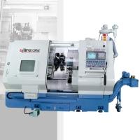 CNC車銑複合機:雙主軸/雙刀塔