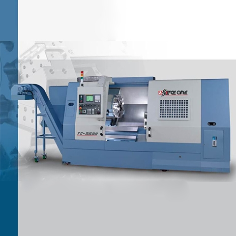 Single Spindle/Single Turret:CNC heavy Duty Lathe