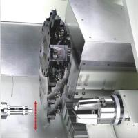 Y軸車銑複合機