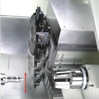 Y Axis Turning Center