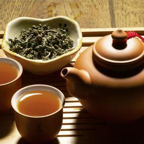 Nantou County Tea Products
