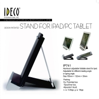 Cens.com Aluminum adjustable&foldable Tablet stand or stand for Ipad. IDECO INTERNATIONAL INC.