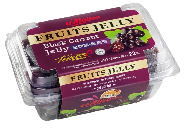 U.MAY Black Currant Jelly