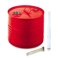 Cens.com 20 Litre Portable Fuel Can (Drum) CASEY SYSTEMS, INC.