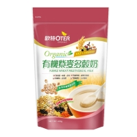 OTER Organic Purple Wheat Multi Cereal Milk