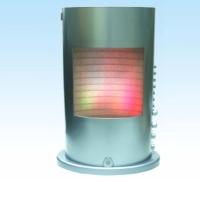 LED Waterfall Sound Light