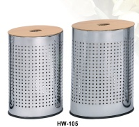 Cens.com Laundry Basket (Oval-shaped) HUA WU HARDWARE CO., LTD.