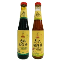 鮮大王-香菇素蠔油 / 鮮大王-泰式甜辣醬