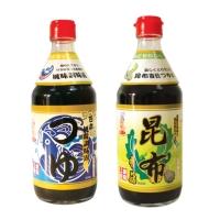 鮮大王-鰹魚醬油 / 鮮大王-昆布香菇醬油