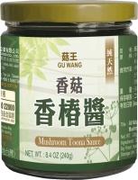 纯天然香菇香椿酱