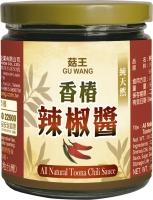 All-natural Toona Chili Sauce
