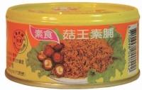 菇王素脯(素干貝絲)