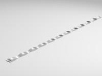 Linear wave springs