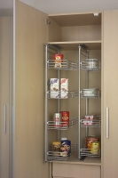 Pantry Unit W/8 Baskets