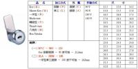 Cens.com 鐵櫃鎖 長詠企業股份有限公司