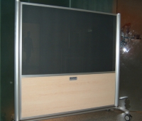 Portable Energy-efficient Glass Display