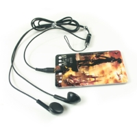 名片型MP3随身碟
