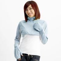 Cens.com 抗UV-輕巧貼身立領短外套 莨仕國際有限公司