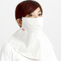 抗UV-防晒全罩式口罩-开口透气